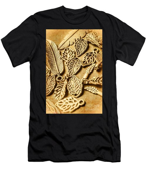 In Ornamental Nature Men's T-Shirt (Athletic Fit)