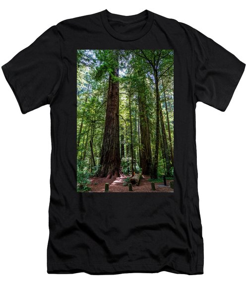 In Person Men's T-Shirt (Athletic Fit)