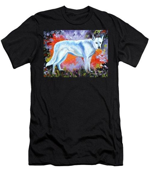 In Shepherd Heaven Men's T-Shirt (Athletic Fit)