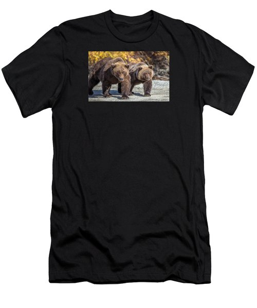 In Stride  Men's T-Shirt (Athletic Fit)