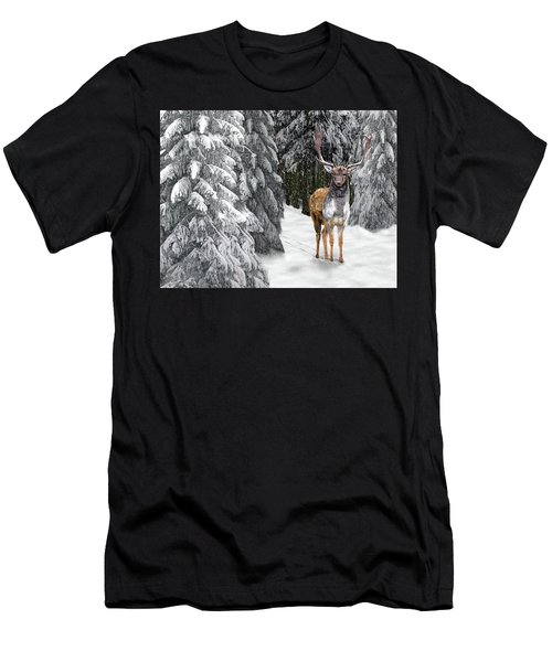 In The Bleak Midwinter Men's T-Shirt (Athletic Fit)
