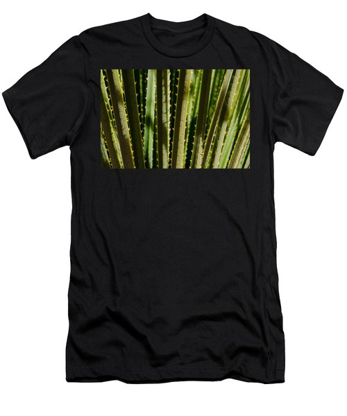 In The Cactaceae Weeds Men's T-Shirt (Athletic Fit)