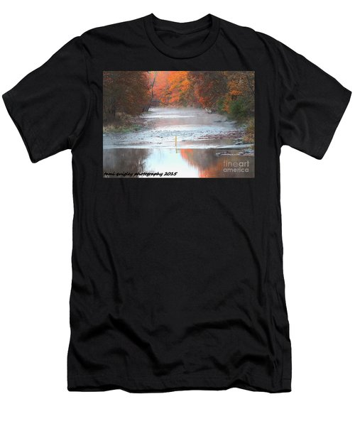 In The Early Morning Mist Men's T-Shirt (Athletic Fit)