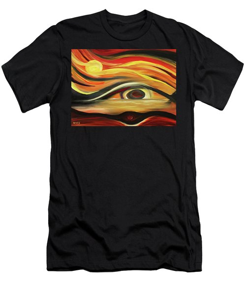 In The Eye Of The Beholder Men's T-Shirt (Athletic Fit)