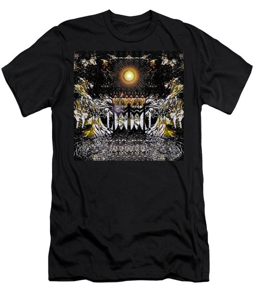 In The Forest  Men's T-Shirt (Athletic Fit)