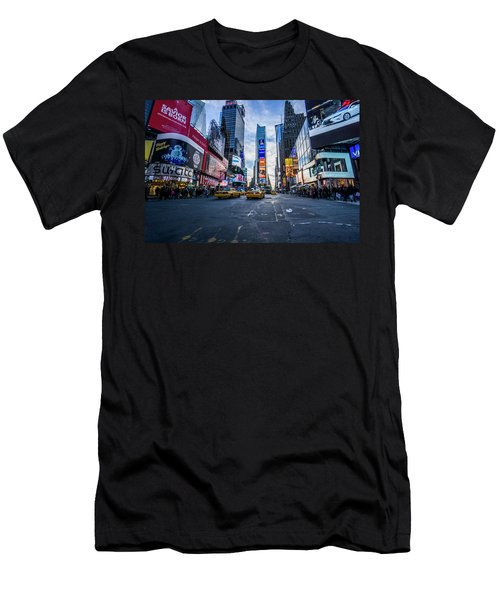 In The Heart Men's T-Shirt (Athletic Fit)