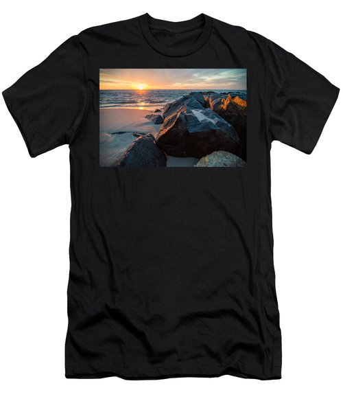 In The Jetty Men's T-Shirt (Athletic Fit)