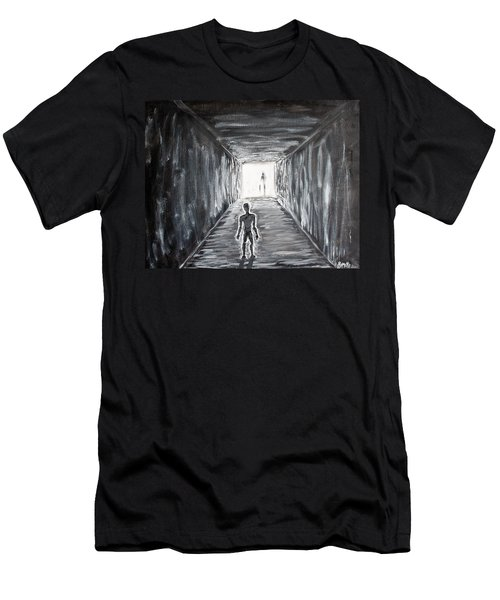 In The Light Of The Living Men's T-Shirt (Athletic Fit)