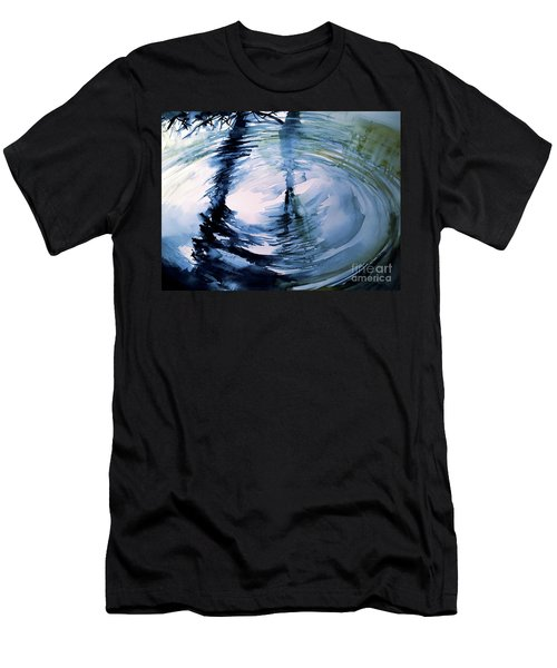 In The Ripple Men's T-Shirt (Athletic Fit)