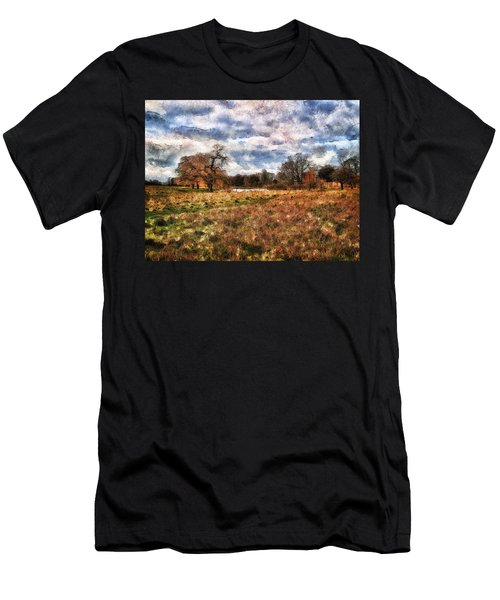 In The Rough Men's T-Shirt (Athletic Fit)