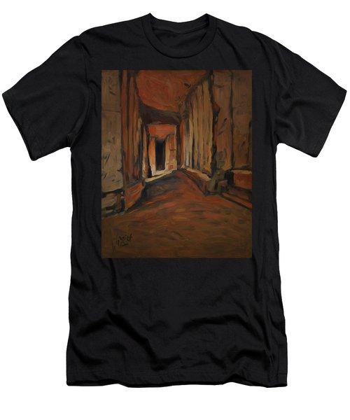 l'Origine de Maestricht Sint Pieter Maastricht  Men's T-Shirt (Athletic Fit)