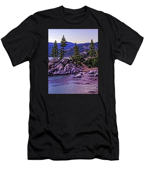 In The Still Of Dusk Men's T-Shirt (Athletic Fit)