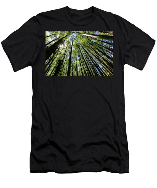 In The Swamp Men's T-Shirt (Athletic Fit)