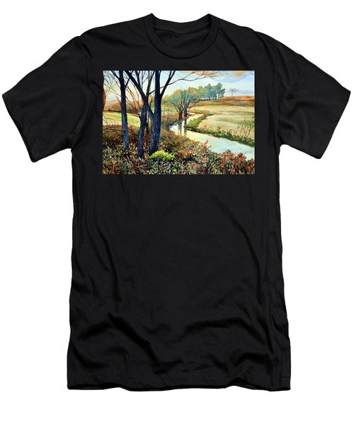 In The Wilds Men's T-Shirt (Athletic Fit)