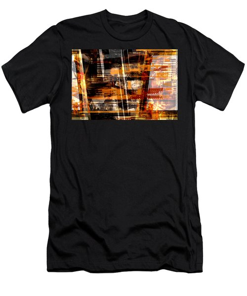In The Wind Men's T-Shirt (Athletic Fit)