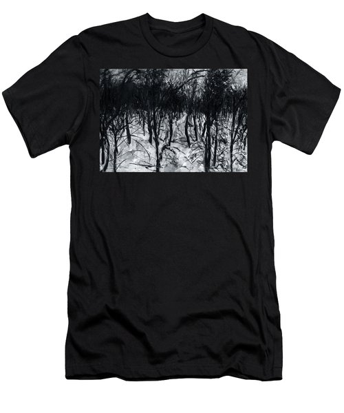 In The Woods 7 Men's T-Shirt (Athletic Fit)