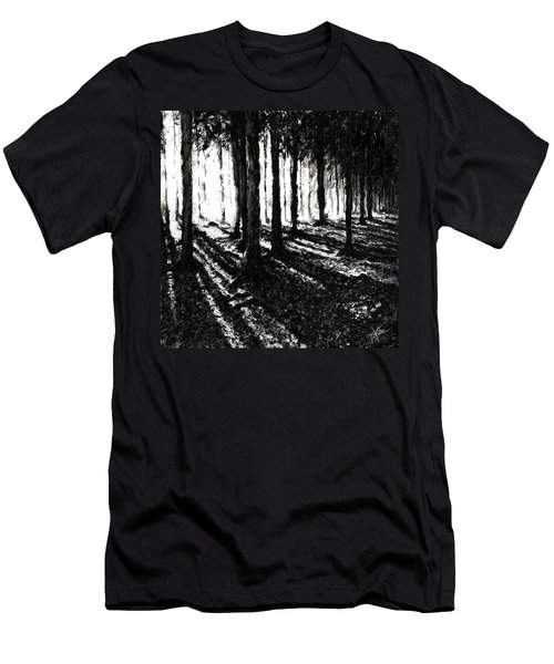 In The Woods 3 Men's T-Shirt (Athletic Fit)