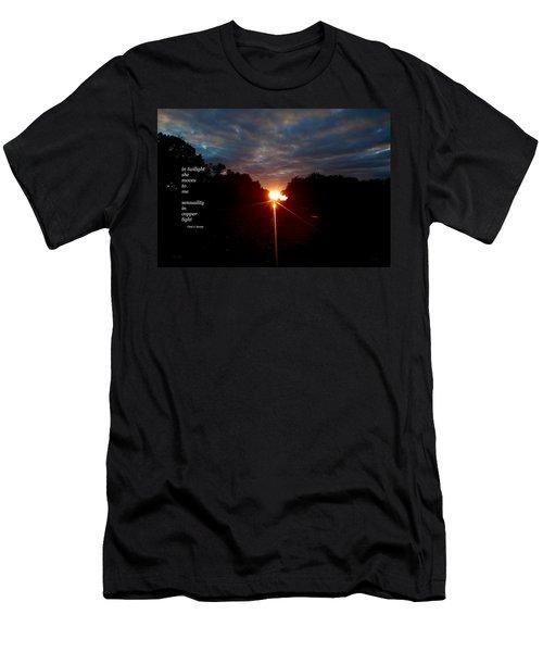 In Twilight Men's T-Shirt (Athletic Fit)