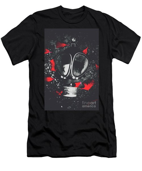In Wars Wraith Men's T-Shirt (Athletic Fit)