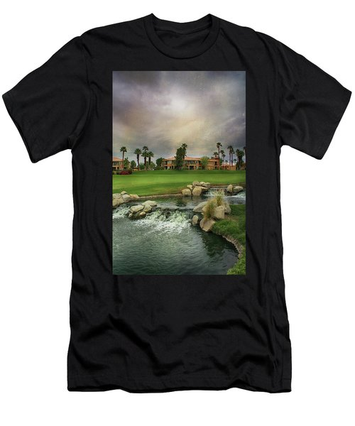 In Your Hour Of Darkness Men's T-Shirt (Athletic Fit)