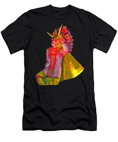 Inca Warrior Men's T-Shirt (Athletic Fit)