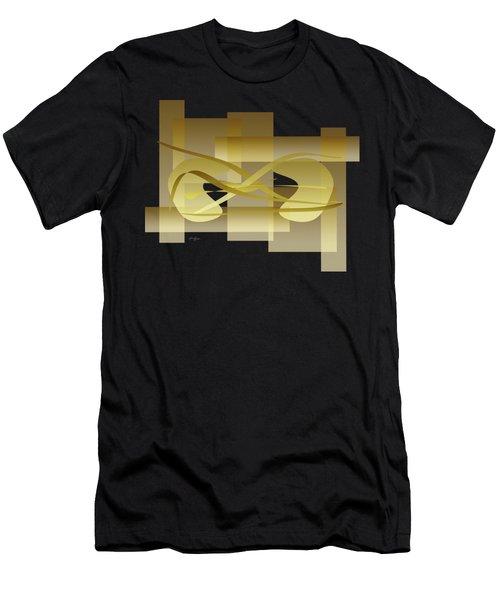 Incommunication Men's T-Shirt (Athletic Fit)
