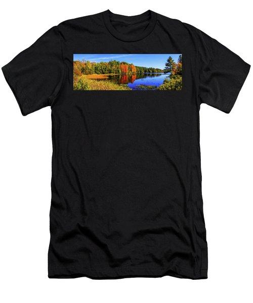 Incredible Pano Men's T-Shirt (Athletic Fit)
