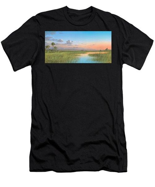 Indian River Men's T-Shirt (Athletic Fit)
