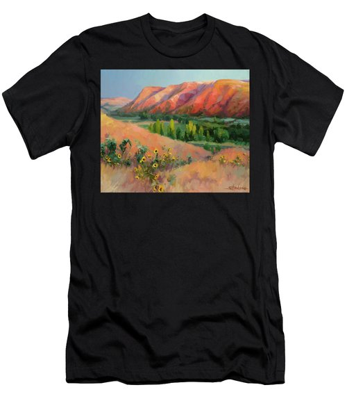 Indian Hill Men's T-Shirt (Athletic Fit)