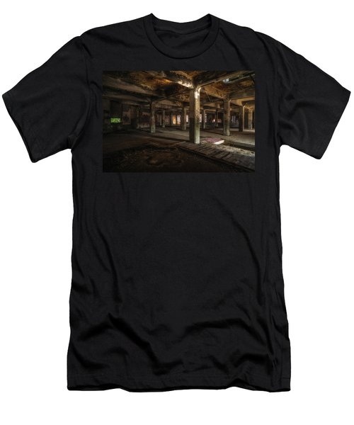 Industrial Catacombs Men's T-Shirt (Athletic Fit)