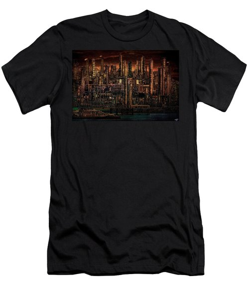 Industrial Psychosis Men's T-Shirt (Athletic Fit)