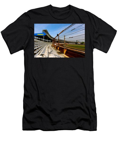 Indy  Indianapolis Motor Speedway Men's T-Shirt (Athletic Fit)