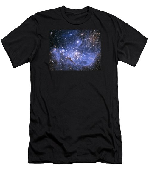 Infant Stars In The Small Magellanic Cloud  Men's T-Shirt (Athletic Fit)