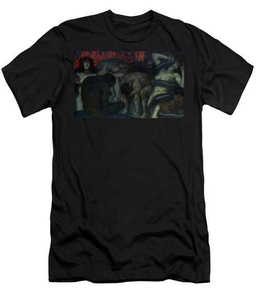 Inferno Men's T-Shirt (Athletic Fit)