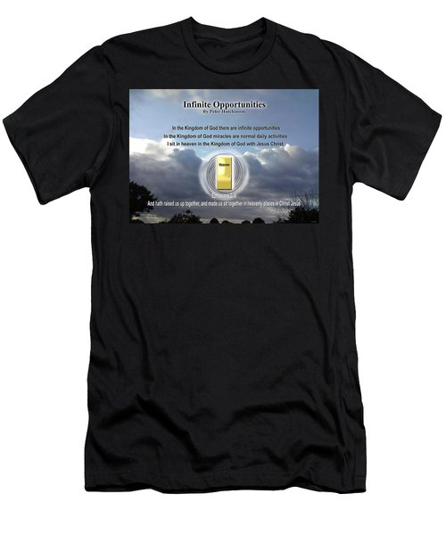 Infinite Opportunities Men's T-Shirt (Athletic Fit)