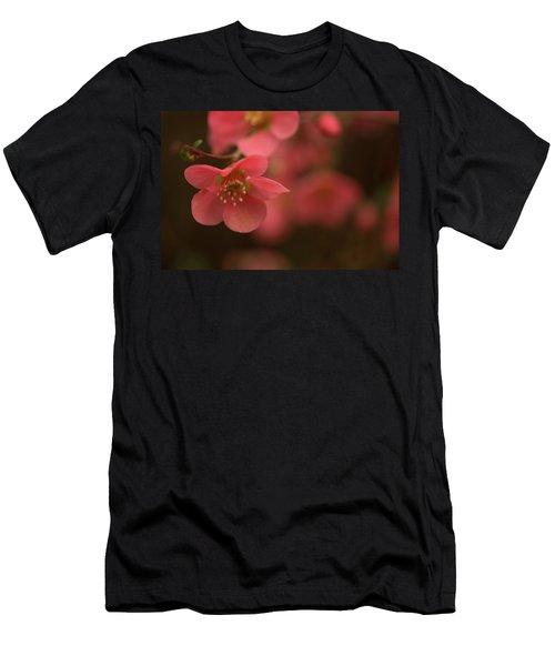 Infinite Pink Men's T-Shirt (Athletic Fit)