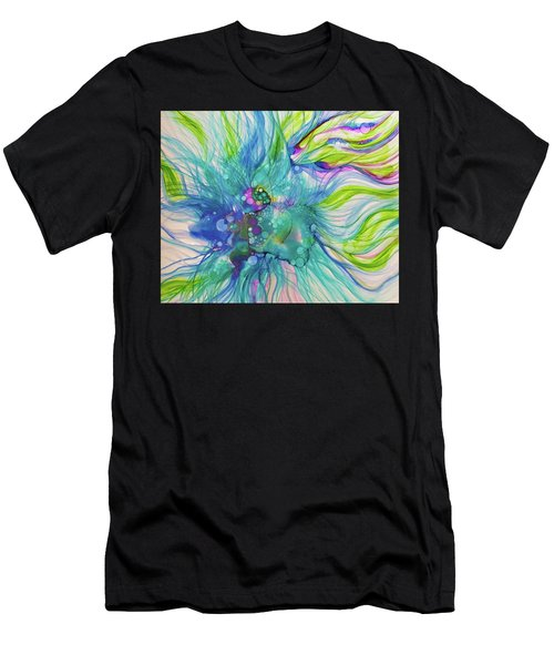Infinite Unknowns Men's T-Shirt (Athletic Fit)