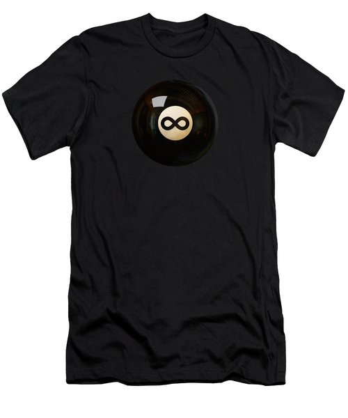 Infinity Ball Men's T-Shirt (Athletic Fit)