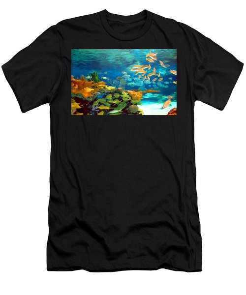 Inland Reef Men's T-Shirt (Athletic Fit)