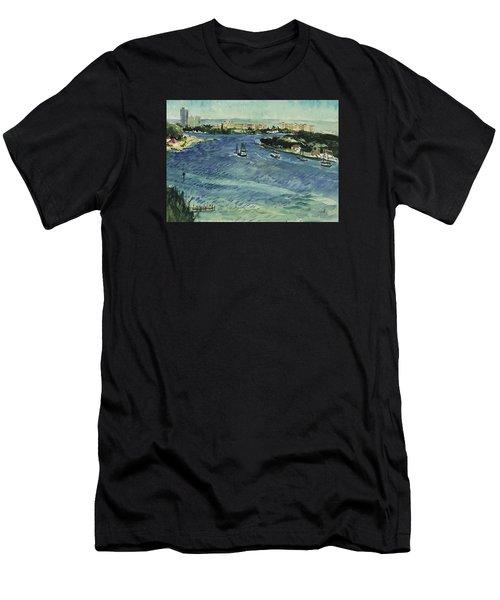 Inlet Men's T-Shirt (Athletic Fit)