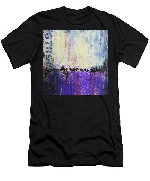 Inner City Blues Men's T-Shirt (Athletic Fit)