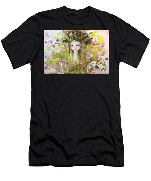 Inner Peace Men's T-Shirt (Athletic Fit)