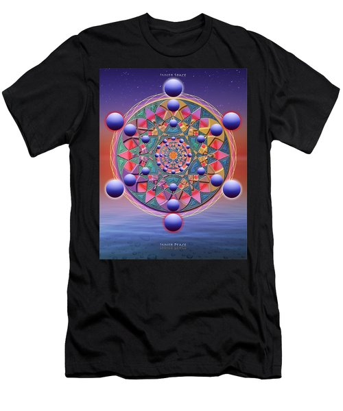 Inner Space Men's T-Shirt (Athletic Fit)