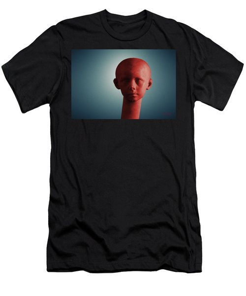 Men's T-Shirt (Slim Fit) featuring the photograph Innocence In Color by Joseph Westrupp