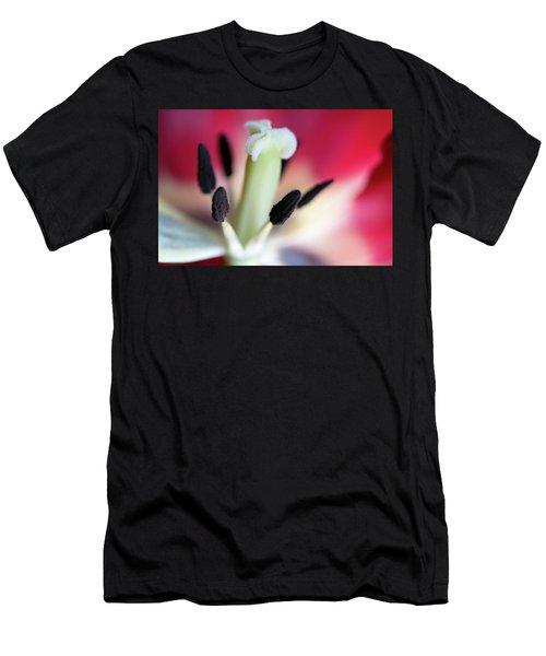 Inside A Tulip Men's T-Shirt (Athletic Fit)