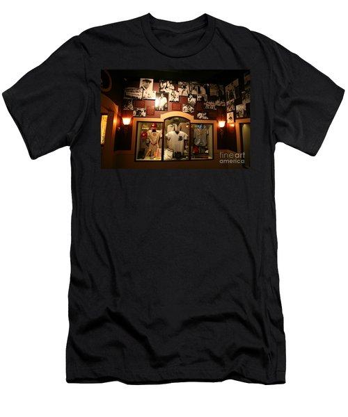 Inside Baseball Hall Of Fame Displays I Men's T-Shirt (Athletic Fit)