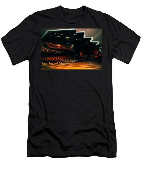 Inside Grand Ole Opry Nashville Men's T-Shirt (Athletic Fit)