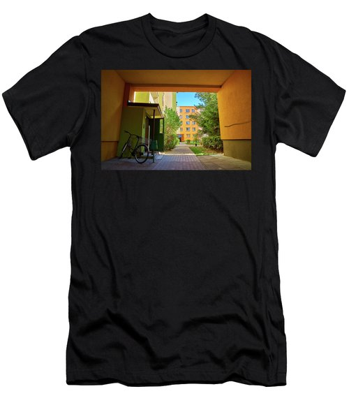 Men's T-Shirt (Athletic Fit) featuring the photograph Inside Of The Inside by Tgchan