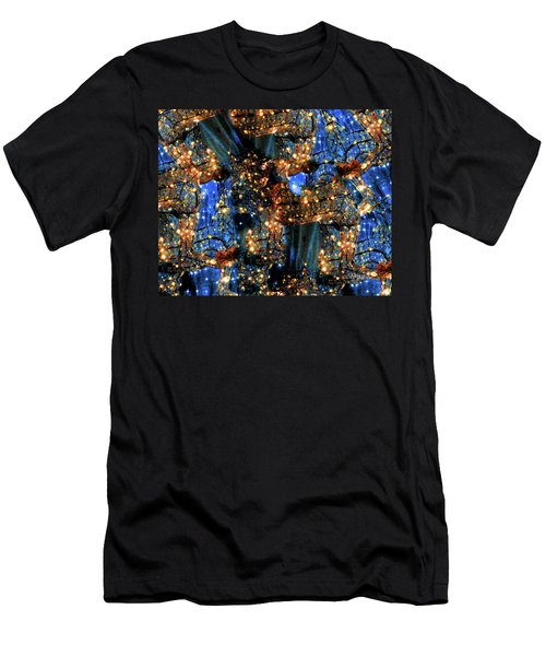 Men's T-Shirt (Athletic Fit) featuring the digital art Inspiration #6102 by Barbara Tristan