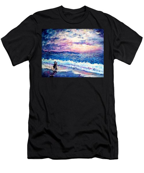 Inspiration-the Musician Men's T-Shirt (Athletic Fit)